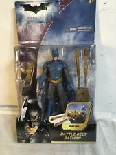 Batman The Dark Knight Figure Battle Belt Figurine New In Box