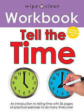 Tell the Time Roger Priddy Very Good Book