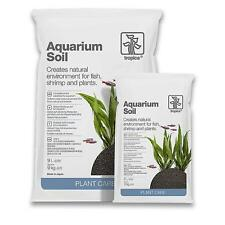 Tropica Soil Substrate Plant Growth Care - Aquarium Planted Fish Tank - 3L / 9L