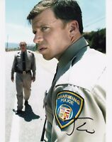 Taylor Sheridan signed 8x10 Color In Person  'Sons of Anarchy'. VERY RARE