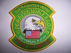 158th Fighter Wing (Operation Noble Eagle (911)) Burlington Int'l Arpt, VT Patch