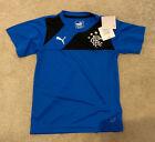 BNWT Rangers Puma Training Shirt Jersey Boys 9 - 10 Years Medium BNWT