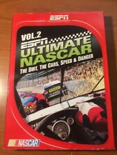 ESPN Ultimate Nascar Volume 2 (DVD) The Dirt, The Cars, Speed and Danger