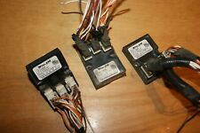 New listing Lot Of 3 Total Whelen 2 Channel Flashers And 1 2 Ch. Led Flasher