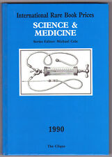 International Rare Book Prices, Science & Medicine, 1990