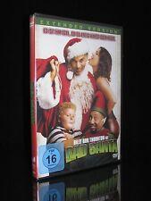 DVD BAD SANTA - EXTENDED VERSION - Weihnachtsfilm BILLY BOB THORNTON Weihnachten