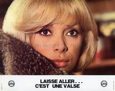 MIREILLE DARC LAISSE ALLER C'EST UNE VALSE 1971 PHOTO D'EXPLOITATION #1