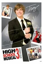 HIGH SCHOOL MUSICAL 3 TROY PP31508 POSTER UFFICIALE