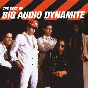 BIG AUDIO DYNAMITE The Best Of CD BRAND NEW