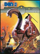 Den 2 Muvovum Trade Paperback TPB SC Richard Corben art Fantagor NEW Unread Rare