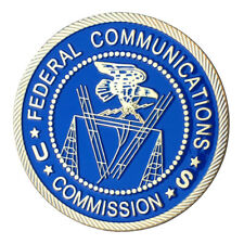 Federal Communications Commission (FCC) GP Challenge coin 1425#
