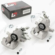 2x Bremssattel Bremszange Faustsattel Set hinten LR für VW CADDY III 3 2K