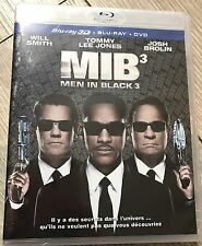 "Men in Black 3 ""Combo: Blu-ray 3D + Blu-ray + DVD"""