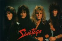 Savatage Heavy Rock Guitar Tab Tablature 80 Song Book Anthology CD-best on ebay