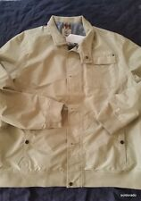 TIMBERLAND GIACCA DRYVENT beige tgl 3XL NUOVO