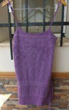 13. Camiseta tirantes morada algodón Bershka talla M usada en perfecto estado