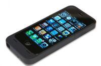 A-Solar Ladehülle AM408 für IPhone5 2300mAh Zusatzakku Hardcase Ladegerät iPhone