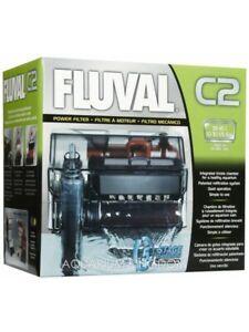 FLUVAL C2 AQUARIUM  POWER FILTER