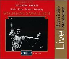 JAN-HENDRIK ROOTERING, CHERYL - Wagner - Rienzi Kollo Sawallisch