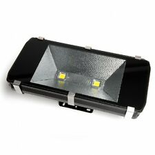200 Watt LED Flood Lights Floodlight Cool White Car Park Security Industrial UK