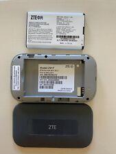 ZTE Falcon Z917 BLU, T-Mobile Hotspot 4G LTE w/ Charger