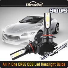 CREE COB 9005 HB3 LED Headlight Hi Beam Bulb for Chrysler 200 300 Pacifica 2017