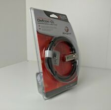 Targus PA410E Defcon CL 2m Kensington Combination Cable lock. 2 years warranty