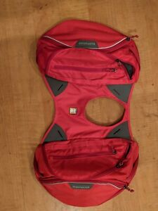 RUFFWEAR, Palisades Dog Pack, Medium Hiking Backpack SADDLE BAGS ONLY NO HARNESS