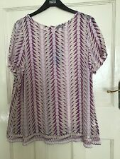 MARKS SPENCER SIZE 18 LADIES TOP B.N.W.T