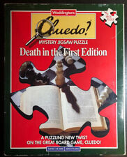 750 Piece Cluedo Jigsaw Puzzle - Death In The First Edition