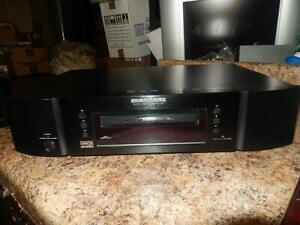 Marantz Blu-Ray Disc Player Model BD7004 - Works Great, No Remote