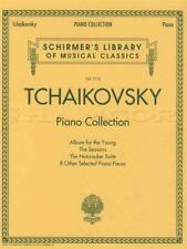 Pytor Ilyich Tchaikovsky Piano Collection Sheet Music Book Peter Nutcracker