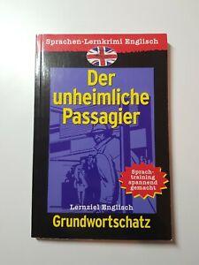 Buch: Sprachen-Lernkrimi Englisch, Grundwortschatz