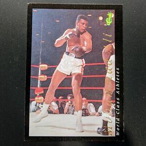 Muhammad Ali 1992 Classic Boxing Card 🥊the GOAT