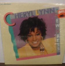 Cheryl Lynn New Dress vinyl V-5640 012018Lle