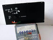 Manometro Olio  Vacuometro Fiat Uno 1A Serie Originale Fiat 9939021