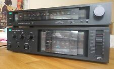 New listing Vintage Sansui A-707 T-707 Integrated Stereo Amplifier Tuner