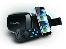 3D VR Brille + Bluetooth Controller für iPhone 5,6,7,8,X, Samsung Galaxy S7,S8..