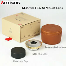 7artisans M35mm F5.6 Full-Frame Wide Angle Lens For Leica M Mirrorless Camera M7