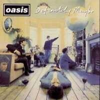 Definitely Maybe - Oasis CD Sealed ! New !