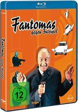 FANTOMAS GEGEN INTERPOL (Louis de Funes, Jean Marais) Blu-ray Disc NEU+OVP