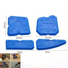 4Pcs/Set Silicone Joint Sealant Grout Caulk Tool Remover Scraper Applicator Kit