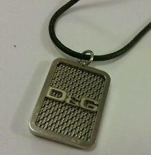 Dolce&Gabbana Men's Dog Tag Chains, Necklaces & Pendants
