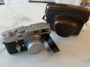 LEICA M2  Leitz Wetzlar Kamera / Kellerfund
