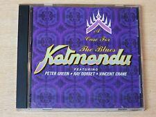 Katmandu/A Case for the Blues/1993 CD Album