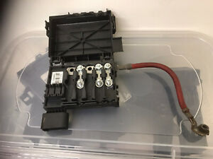 VW GOLF MK4 BORA ENGINE BAY BATTERY TOP FUSE BOX 1J0937550AD