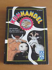 FX Schmid  Kuh Handel  Kartenspiel  Rarität 1984