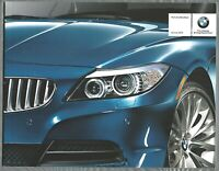 2009 BMW BROCHURE, full line, BMW Canada, 52 pages