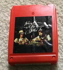 Kenny Loggins with Jim Messina: Sittin' In 8 Track Tape