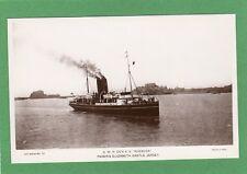 GWR SS Roebuck Jersey RP pc unused Pitt Ref H39